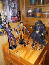 Marvel Legends Wolverine,X-23,Black Panther action. figures lose