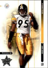 2003 Leaf Rookies and Stars #182 Alonzo Jackson RC - NM-MT