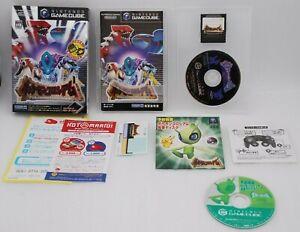 GameCube Pokemon Colosseum w/ Celebi Disc & Memory Card Japan GC Pocket Monster