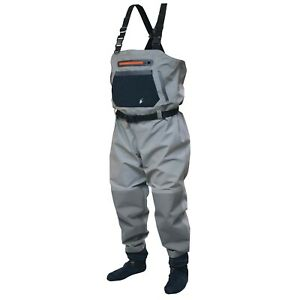 Frogg Toggs Sierran Breathable Stockingfoot Chest Wader Size 2XL, NIB