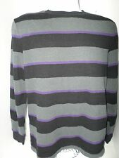 Men's Tony Hawk Sweater Multi Color size-S 60% Cotton 40% Polyester