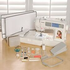 Brother HE240 HE-240 Embroidery & Sewing Machine Combo+USB+Warranty+Bonus