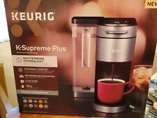 Keurig K-Supreme Plus Single Serve K-Cup Coffee Maker - Stainless Steel