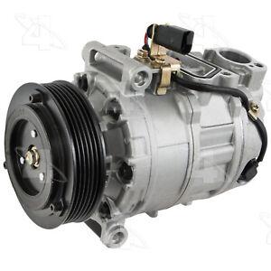 A/C Compressor-New Compressor 4 Seasons 98354