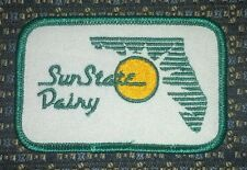 Sunstate Dairy Iron or Sew-On Patch