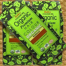 Radico Colour Me Organic Reddish Blonde Pflanzenhaarfarbe Rotblond 100g bio vega