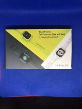 Oxwallen 44MM Apple Smart Watch Band White Brand New In Box