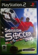 SENSIBLE SOCCER 2006 - PS2 PLAYSTATION 2 NUOVO