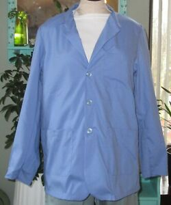 "Best Medical Staff L/S Woman Lab Coat 3 Pocket 30"" Length Sizes XS - 7X (32-66)"