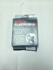Bosch Platinum Spark Plug 4020 in original box set of 4 plugs WR9DP