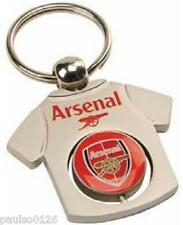 New Official Arsenal Football Club Spinner Keyring