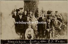 Missione suicida, Foto originale da 1926