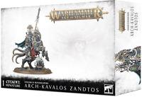 Arch-Kavalos Zandtos Dark Lance of Ossia Ossiarch Warhammer AOS