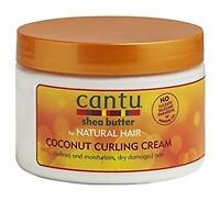 Hair Curling Cream Curl Defining Taming Curly Wavy Moisturizer Curl Activator