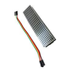 1PCS MAX7219 dot matrix module Arduino microcontroller module 4 in one display