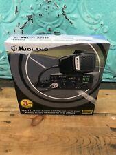 New Midland 1001Z  40 Channel CB Radio, 4 Watt Output Power, RF Gain Control