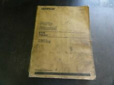 Caterpillar CAT 613C Tractor Parts Manual   SEBP1457-04