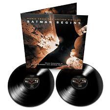 Batman Begins [Original Motion Picture Soundtrack] LP (Vinyl, Jul-2012, Silva Screen)