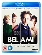 Bel Ami NEW Cult Blu-Ray Disc D. Donnellan Robert Pattinson U. Thurman C. Ricci