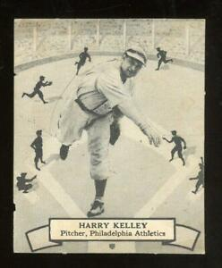 1937 V300 O-Pee-Chee #121  Harry Kelley - Philadelphia Athletics- Tough