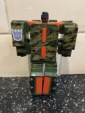 Transformers Robots in Disguise RID2001 Mega-Octane LOOSE Ruination Torso