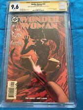 Wonder Woman #187 - DC - CGC SS 9.8 - Signed by Phil Jimenez, Adam Hughes