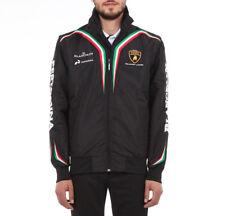 Ladies Jacket Lamborghini Squadra Corse black - size XS