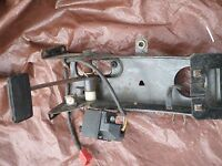 FIAT 124 SPIDER AUTOMATIC TRANSMISSION PEDAL BOX