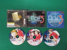 PlayStation -- NOëL 3 Mission On The Line -- PS1. JAPAN. 23277