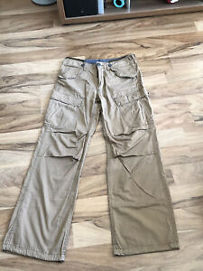 G-Star Raw Denim Cargo Pant Hose Herren W31 L32