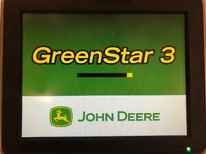 John Deere Greenstar GS3 2630 Display Monitor w/ AutoTrac SF2 Swath Activation