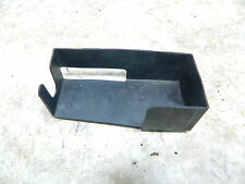 12 Ducati Streetfighter S 848 Cover Lid Tray???