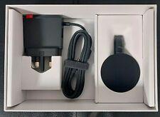 Google Chromecast Ultra HDR 4K HD Media Streamer WiFi Smart TV iPhone / Android