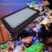 180W Dimmable LED Full Spectrum Grow Fish Tank Reef Coral Aquarium Light Lamp
