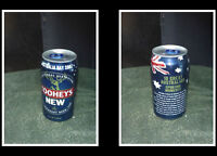 COLLECTABLE OLD AUSTRALIAN BEER CAN, TOOHEYS 2007 AUSTRALIA DAY, SPORT MOMENTS