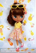 """Neo Blythe """" Pineapple Princess """" shop limited Doll from Japan takara tomy 2017"""