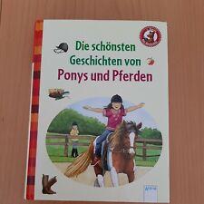 Geschichten  für Erstleser von Ponys und Pferden