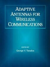 Adaptive Antennas for Wireless Communications, Tsoulos 9780780360167 New+=