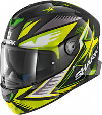 Casco integrale Helmet Capacete Helm Shark Skwall 2 Draghal taglia XL