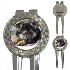 German Shepard 3-in-1 Golf Divot Tool - Puppy Dog