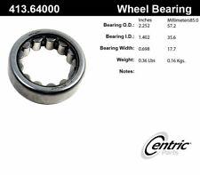 Axle Shaft Bearing-C-TEK Standard Bearings Rear Centric 413.64000E
