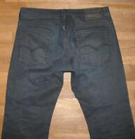 """"""" LEVI`S 513 """" Herren- JEANS / LEVIS Blue- Jeans in dunkel- blau in W34"""" /L30"""""""