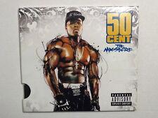 50 CENT  -  THE MASSACRE  -  CD 2005 SLIDECASE  NUOVO E SIGILLATO