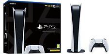 Sony PlayStation 5 PS 5 Digital Edition 825GB On Hand Disponibile ora ITA