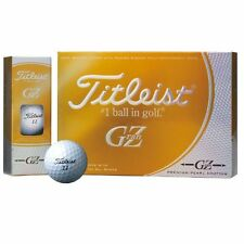 Titleist Granz golf ball 1 dozen twelve Premium Gold Pearl 1Zgpj