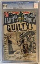 GREEN LANTERN #80 - CGC 9.4 - WHITE PAGES