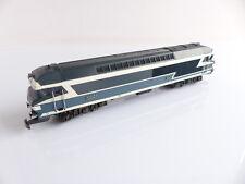 JOUEF LOCOMOTIVE DIESEL CC 72001 DE LA SNCF ESSIEUX BRUNIS