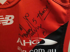 Melbourne - David Schwarz signed Melbourne FC Jersey  + COA & Photo Proof