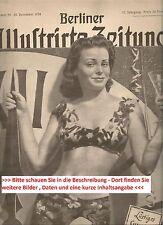 1938 COMPLEANNO giornale BIZ giornale dal/al 80. regalo di compleanno documento