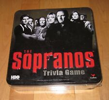 New The Sopranos HBO Trivia Game